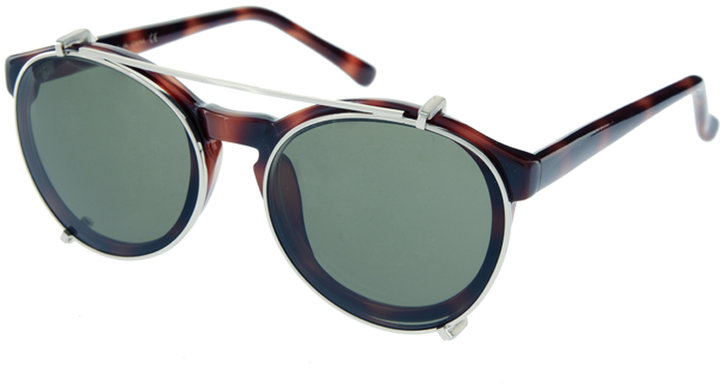 ASOS Removable Lens Sunglasses