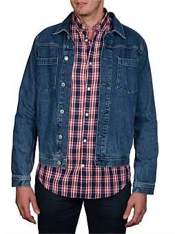 Gant O1. Indigio Jeans Jacket