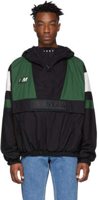 Martine Rose NAPA by Black and Green A-Huez Pullover Jacket