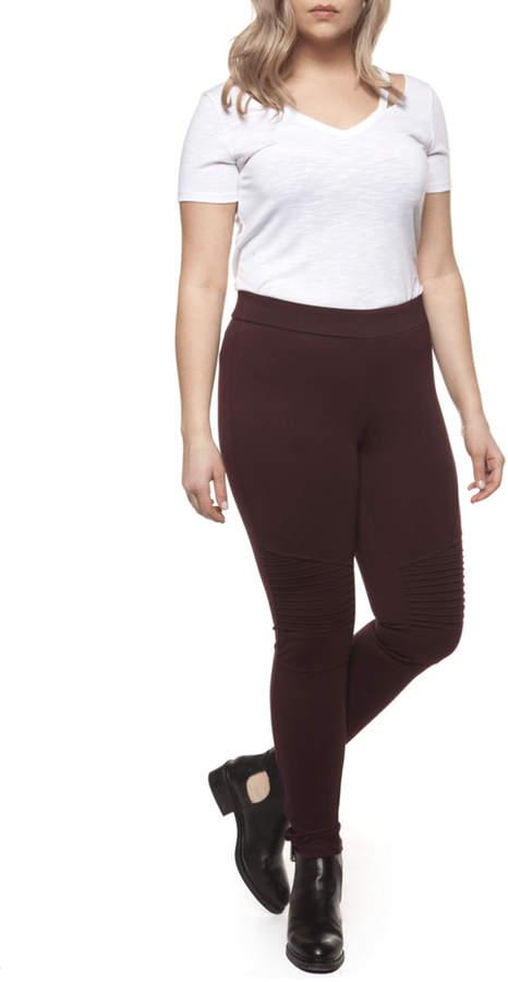 Ribbed Texture Pants
