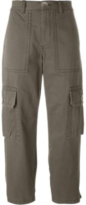 Marc By Marc Jacobs cargo trousers $366.95 thestylecure.com