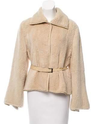 Reich Furs Short Fur Jacket