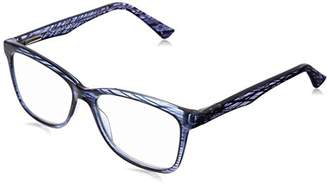 Foster Grant Women's Penelope 1017870-250.COM Square Reading Glasses