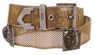 Reece Hudson Chain Embellished Belt