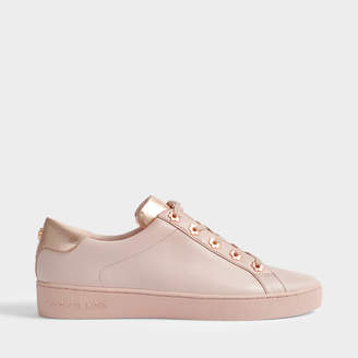 MICHAEL Michael Kors Irving sneakers with flower detail