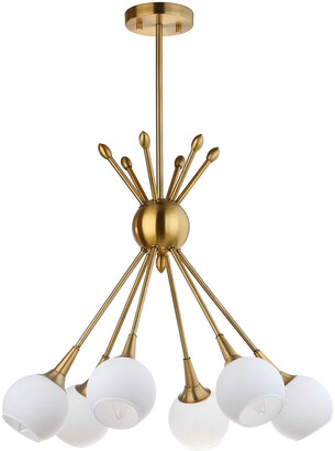 Safavieh Justine 6-Light 22In Adjustable Pendant