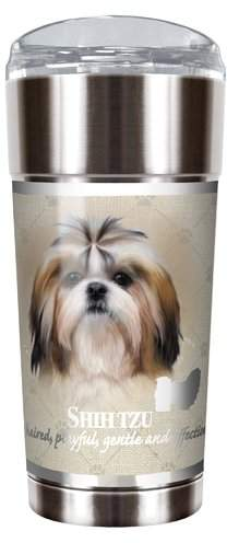 Great American Products Howard Robinson's Shih Tzu 24 oz. Stainless Steel Travel Tumbler
