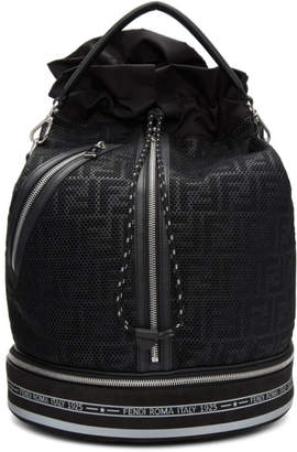 Fendi Black Forever Mon Tresor Backpack
