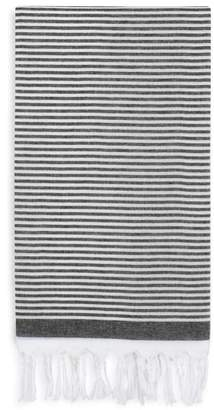 Linum Home Textiles Soft Stripes Turkish Pestemal Towel