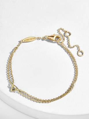 BaubleBar Corazon 18k Gold Plated Bracelet