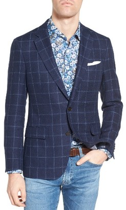 Men's Rodd & Gunn Amberley Sport Coat $398 thestylecure.com