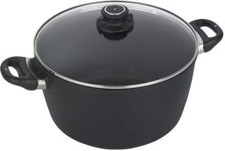 Swiss Diamond XD Deep Round Casserole and Lid 28cm
