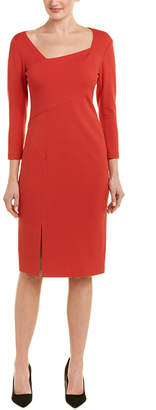 Lafayette 148 New York Shia Sheath Dress