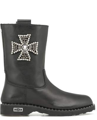 Cult Zeppelin Mid 2668 Boots