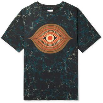Dries Van Noten Printed Cotton-Jersey T-Shirt