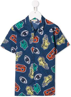Kenzo short-sleeved shirt