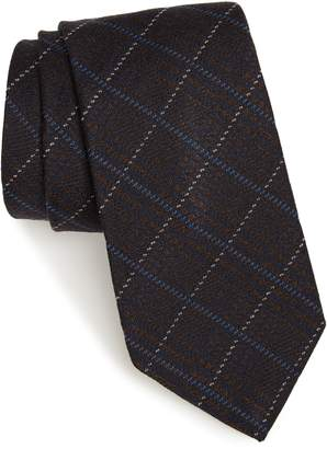 Nordstrom Cadeo Plaid Wool & Silk Tie