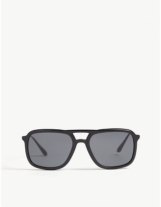 Prada PR06V square-frame sunglasses