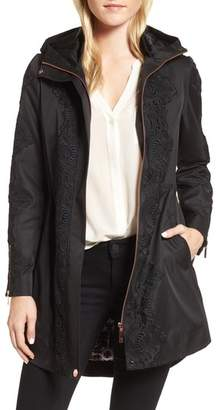 Ted Baker Lace Detail Anorak Jacket