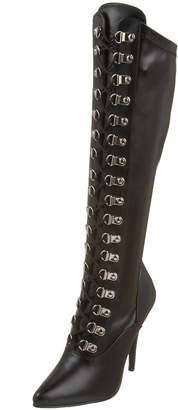 Pleaser USA Women's Seduce-2024 Knee High Boot