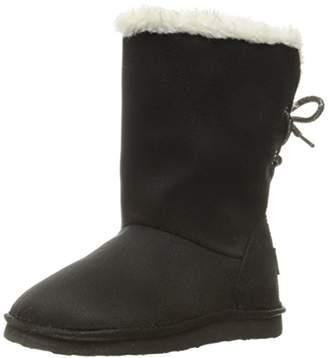 Osh Kosh Girls' Ivory Pull-on Boot