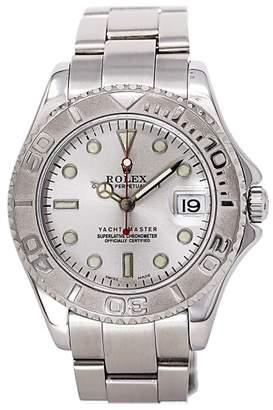 Rolex Yacht-Master 168622 Stainless Steel 35mm Unisex Watch