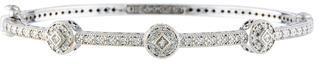 CharriolCharriol Diamond Hinged Bangle