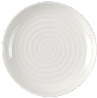 "Sophie Conran White Coupe 4"" Plate - Set of 4"