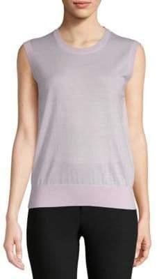 Dolce & Gabbana Sleeveless Cashmere Top