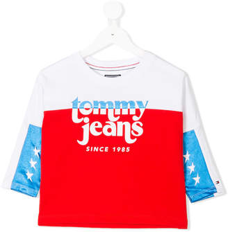 Tommy Hilfiger Junior Tommy Jeans baseball T-shirt
