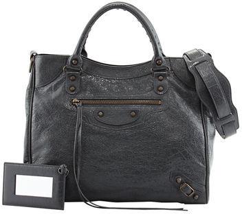 Balenciaga Balenciaga Classic Velo Crossbody Bag