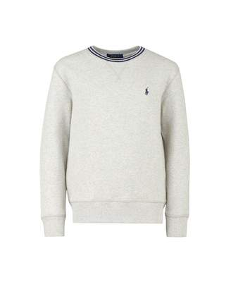 Ralph Lauren Polo Contrast Detail Crew Neck Sweat Colour