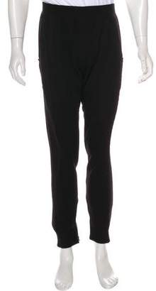 ATM Anthony Thomas Melillo Zipper-Accented Joggers