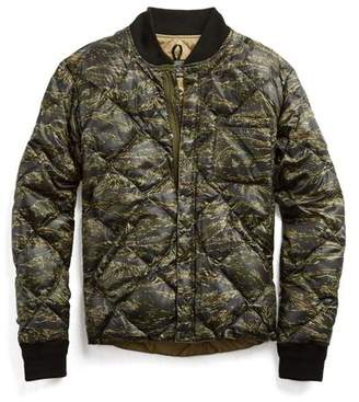 Rocky Mountain Featherbed Todd Snyder + Liner Down Jacket in Camo