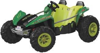 Fisher-Price Power Wheels Teenage Mutant Ninja Turtles Dune Racer by