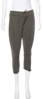 Y-3 Skinny Mid-Rise Sweatpants