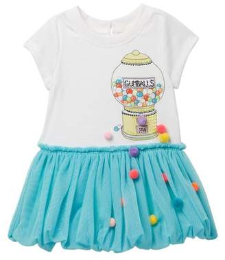 Baby Sara Gumball Machine Print Dress (Baby, Toddler, & Little Girls)