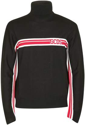 Gcds Detailed Rollneck Sweater