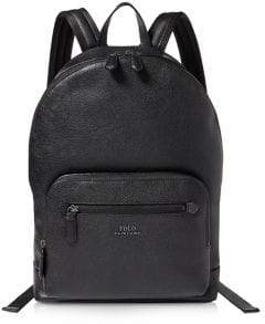 Polo Ralph Lauren Pebbled Jacquard Backpack
