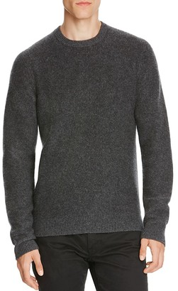 Vince Boiled Cashmere Sweater $375 thestylecure.com