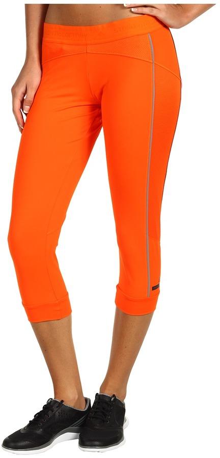 adidas by Stella McCartney Run 3/4 Tight X51588 (Bolt Red) - Apparel
