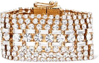 Rosantica Luci Gold-tone Crystal Bracelet