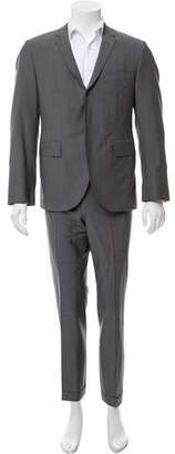 Thom Browne Woven Two-Piece Suit