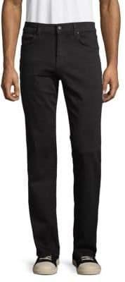 Joe's Jeans Classic Straight-Leg Dark Jeans