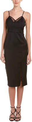 BCBGeneration Lace Slip Dress