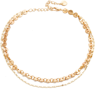Jules Smith Capella Choker Necklace $45 thestylecure.com