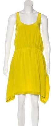 Thakoon Sleeveless Silk Dress