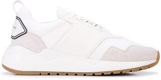 Buscemi low top trainers