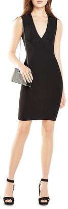 BCBGMAXAZRIA Oralie Cutout Dress $338 thestylecure.com