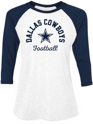 Unbranded Women's Dallas Cowboys Lorena Tee
